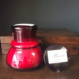 Ink Well Candle