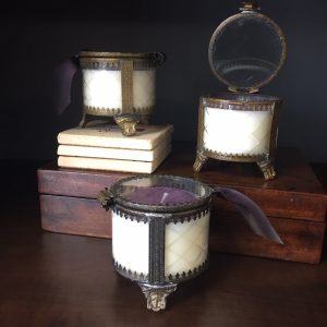 Victorian Trinket Jar Candle