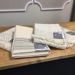 Organic Cotton and Linen Towel Amadora