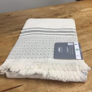 Organic Cotton and Linen Towel Lisbon