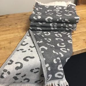 Turkish Towel Leopard