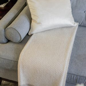 Kilarney Throw Oatmeal Taupe