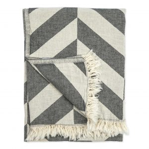 Turkish Towel Large Chevron