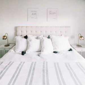 Moroccan Pom Pom Pillows