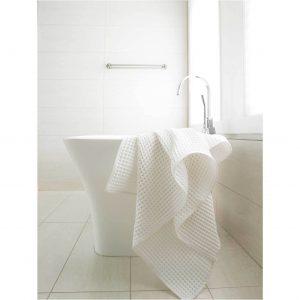 Turkish Towel Waffle Weave